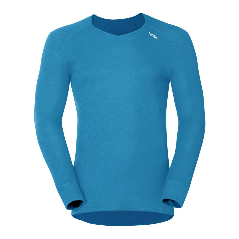 Odlo Shirt L/S V-Neck Warm