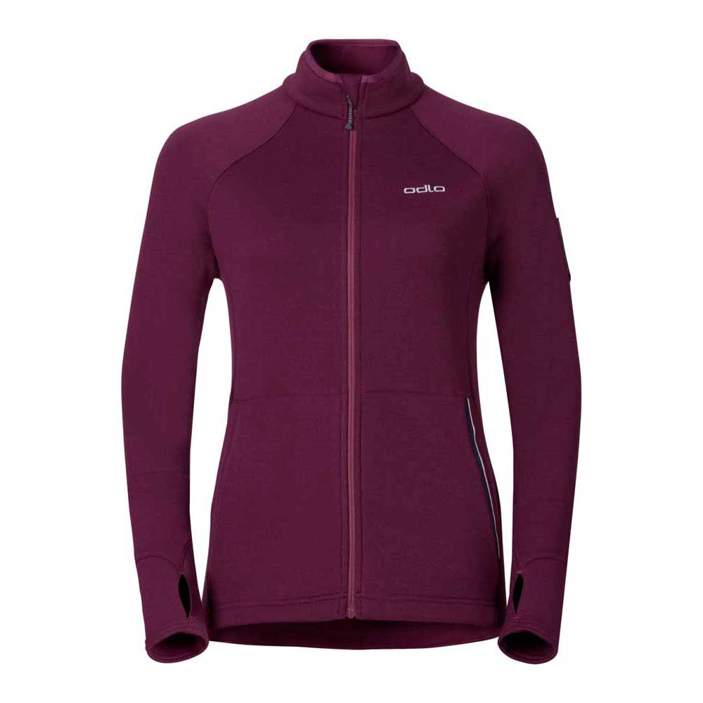 Odlo Midlayer Full Zip Les Arcs