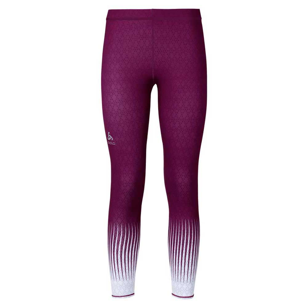 Odlo Tights Short Cut Insideout Ebe