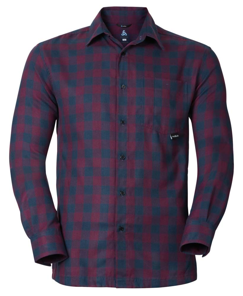 Odlo Shirt L/S Double Check