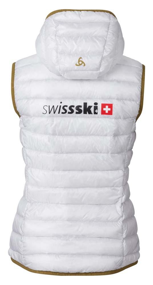 Odlo Air Cocoon Swissski Fan Vest PuOZTXki