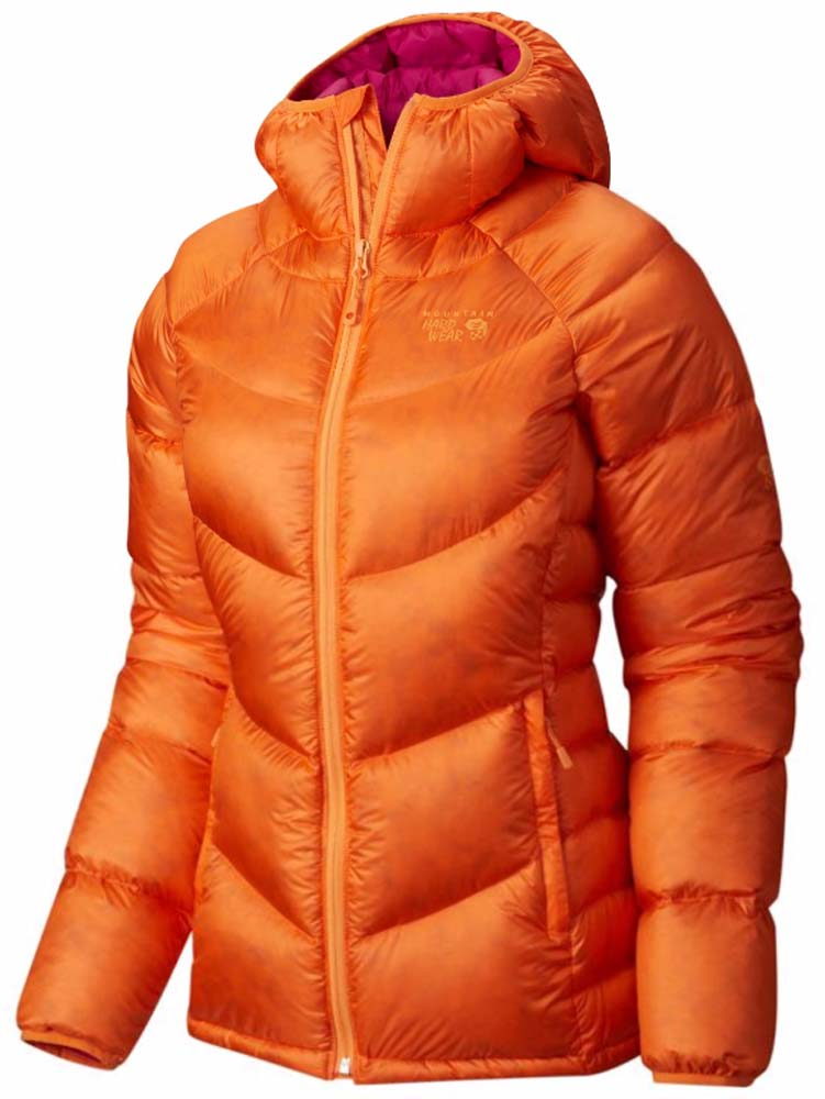 Mountain hard wear Kelvinator Hooded