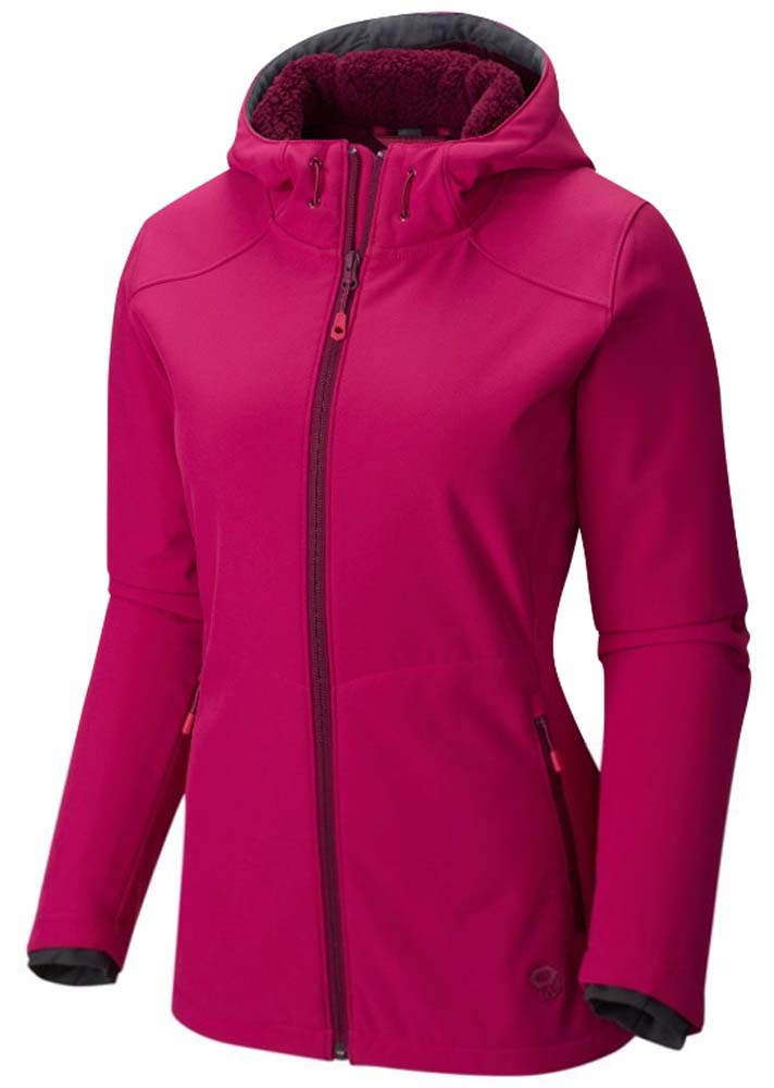 Mountain hard wear Pyxiana Hooded
