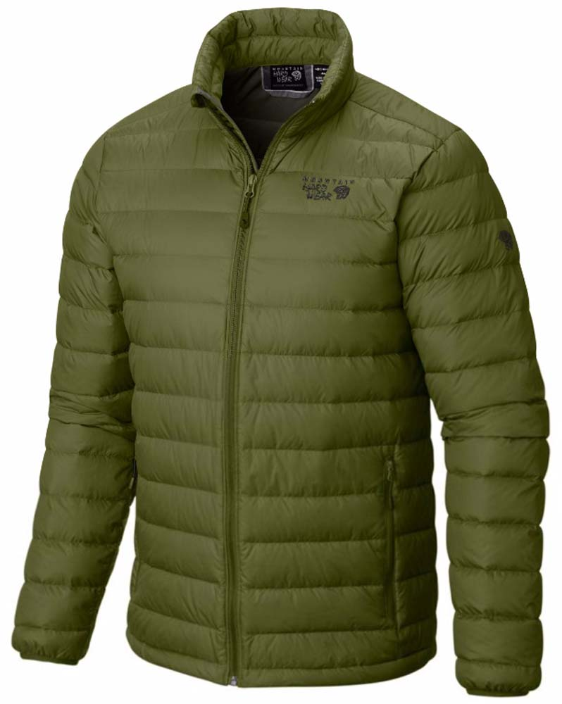 Mountain hard wear Micro Ratio Down