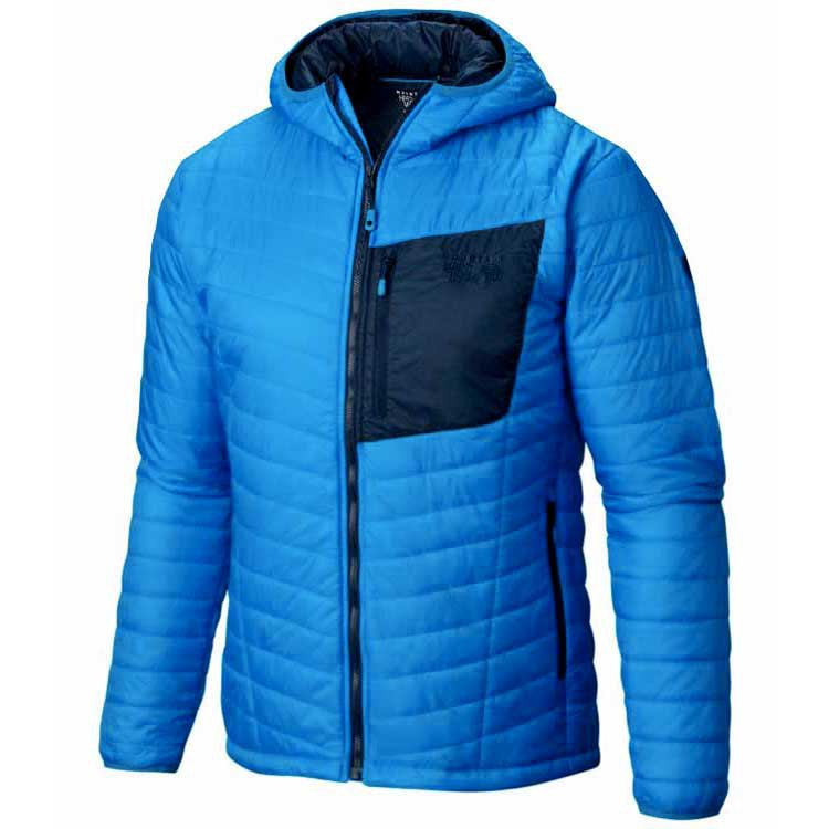 Mountain hard wear Thermostatic Hooded