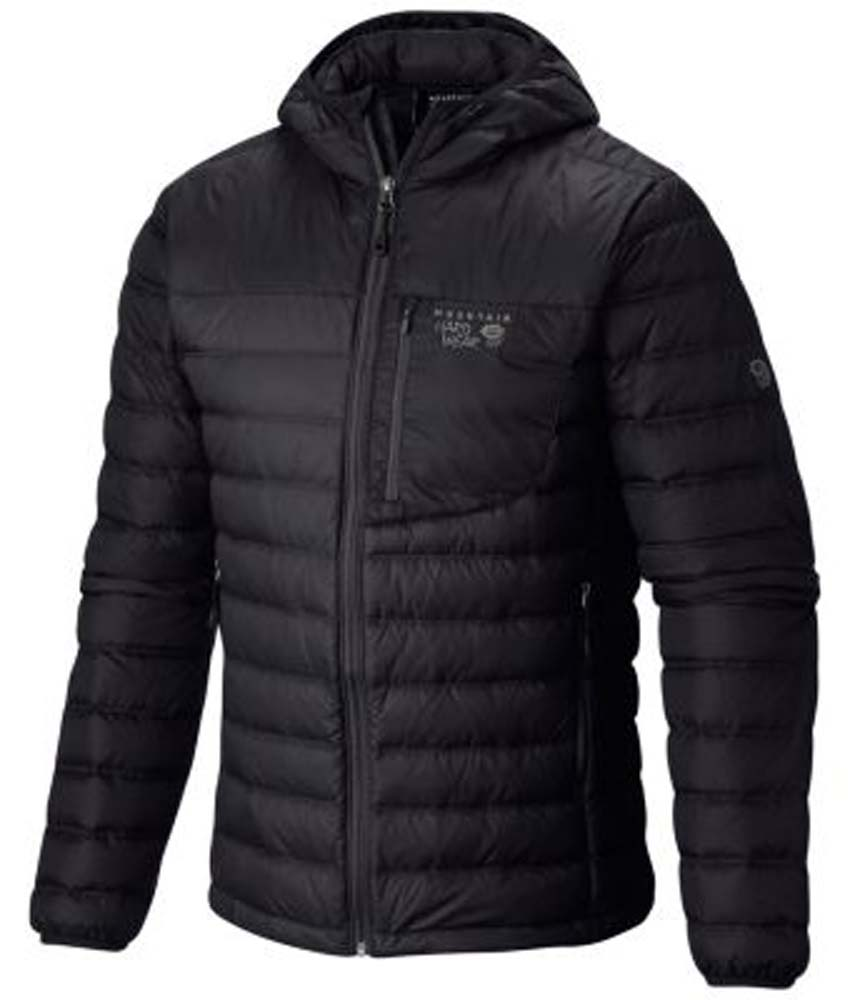 Mountain hard wear Dynotherm Down Hooded