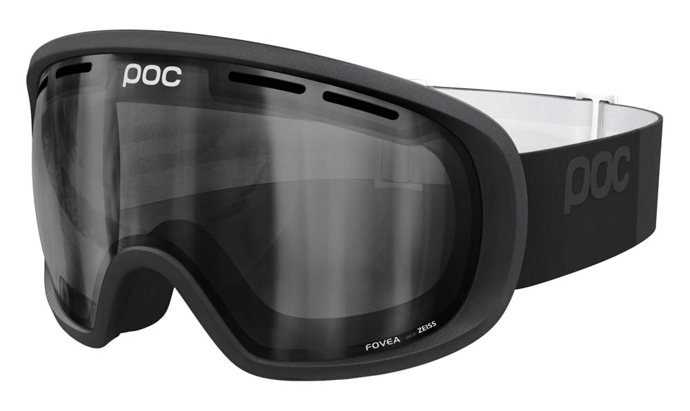 POC Fovea All Black