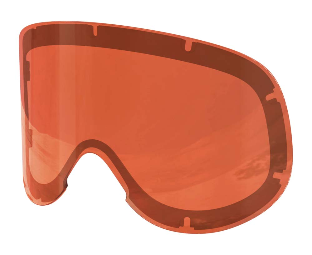 Poc Lid Lens Sonar Orange/No Mirror