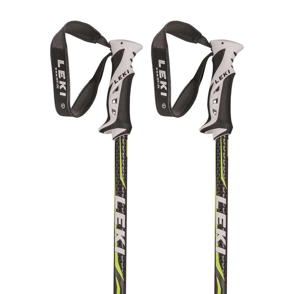Leki Force Black/Yellow