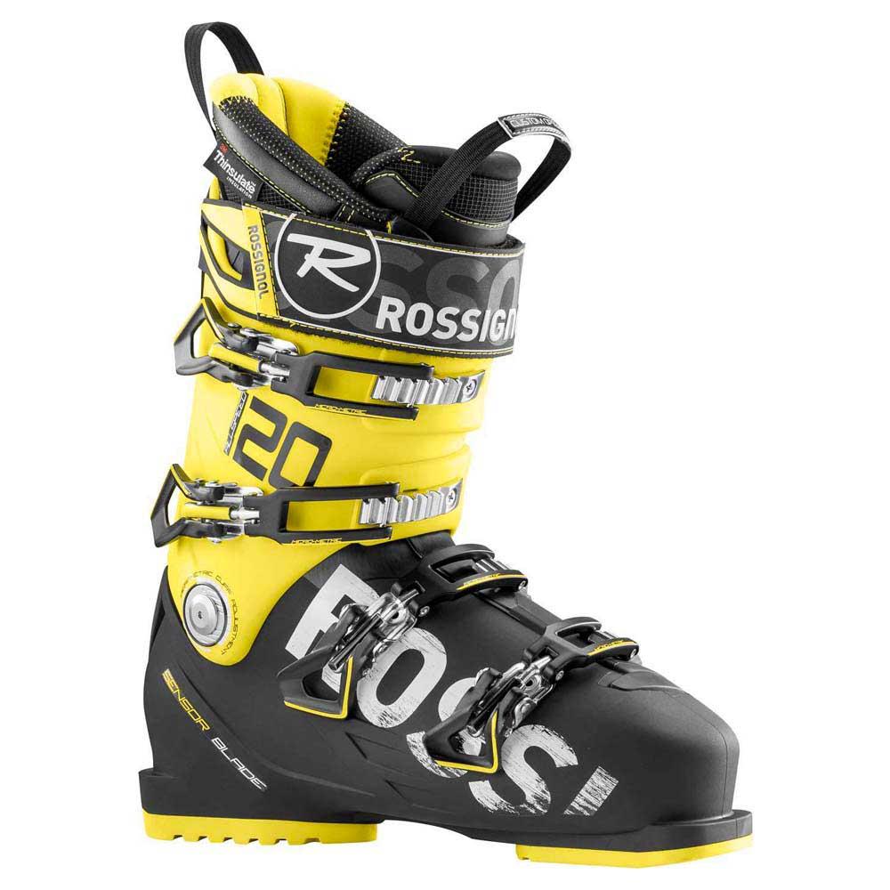 f2efd498e08 Rossignol Allspeed 120 Black/Yellow 15/16 Geel, Snowinn Skischoenen