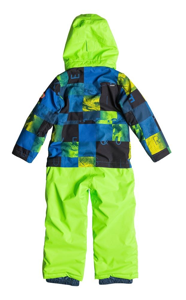 02a32ea72 Quiksilver Rookie Kids Suit Boy buy and offers on Snowinn
