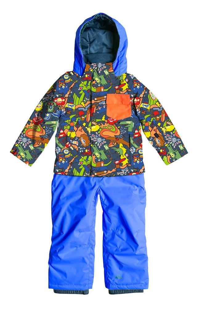 QUIKSILVER Rookie Kids Suit Boy