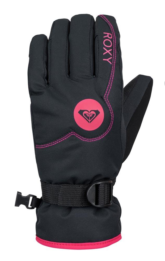 Roxy Jetty Solid Gloves Youth