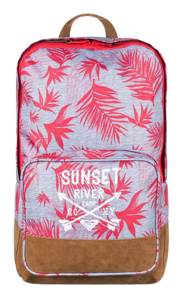 Roxy Pink Sky Girl Backpack Youth