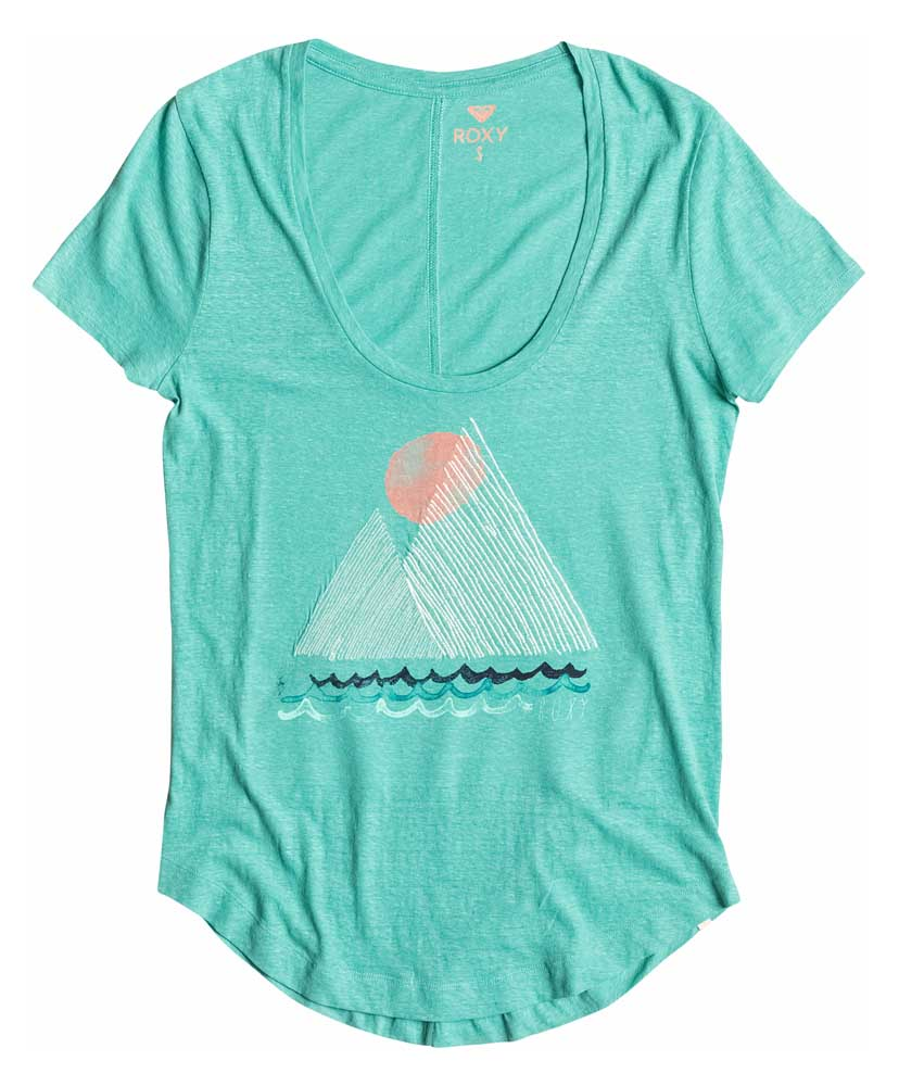 Roxy Scoop Tee D