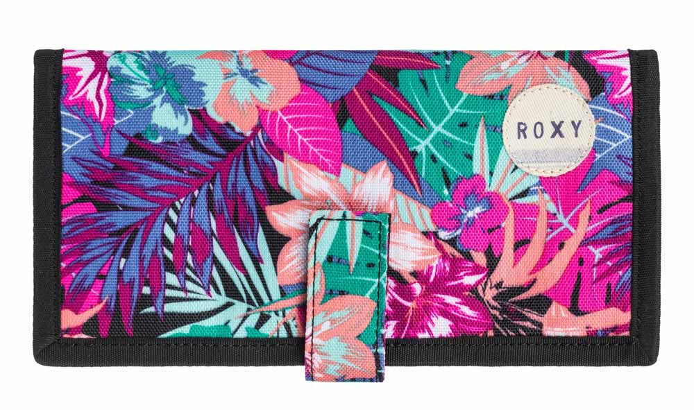 Roxy Tropical Drift Wallet