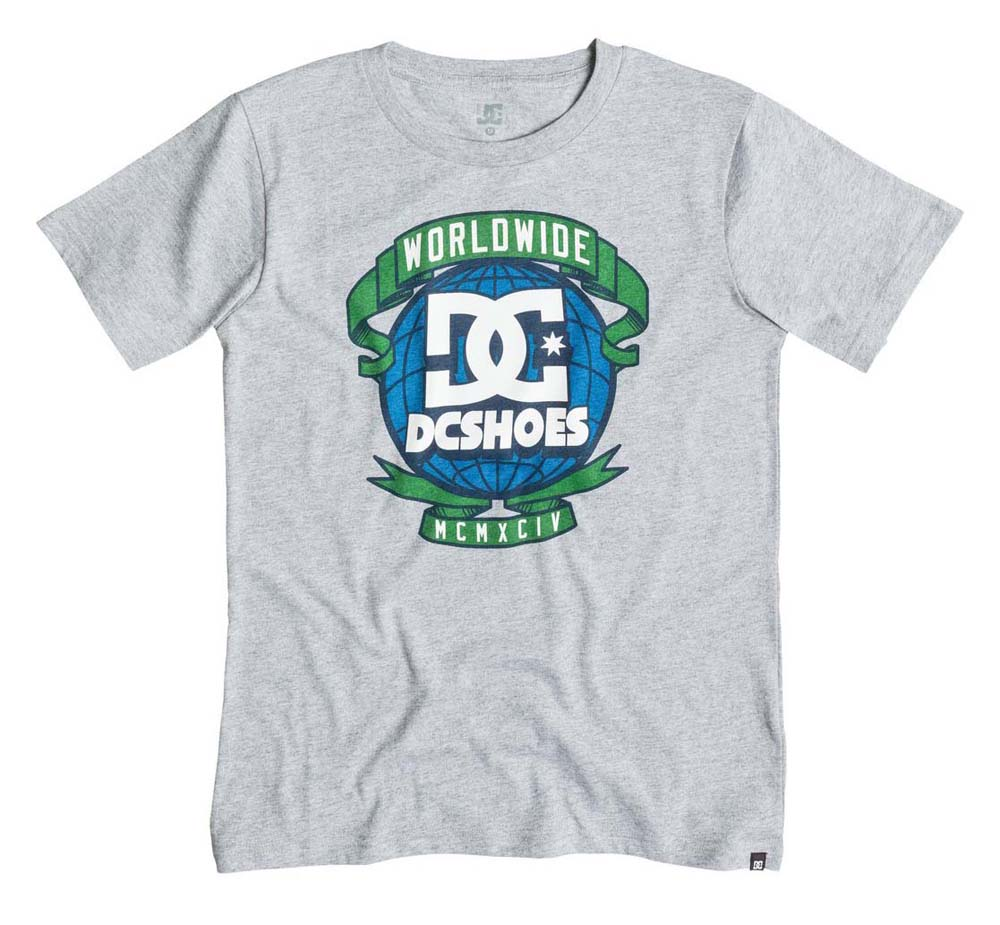 Dc shoes Around World Tee Youth