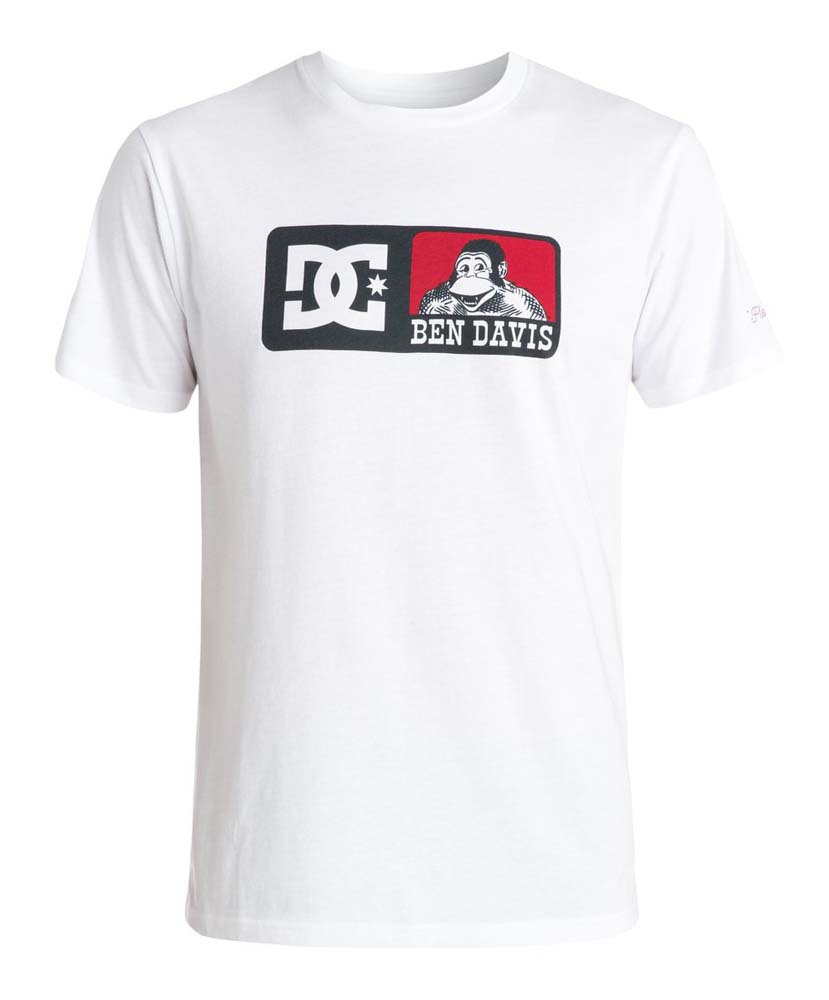 Dc shoes Logo Lockup S/s Tee