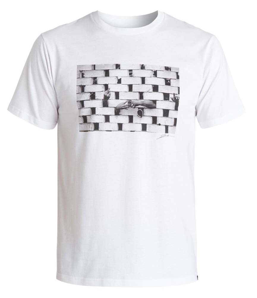 Dc shoes Peru Bricks S/s Tee