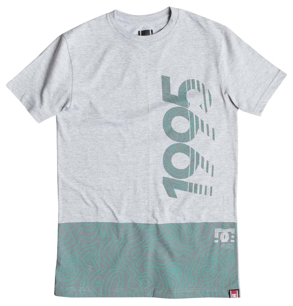 Dc shoes Rd Chopper S/s Tee