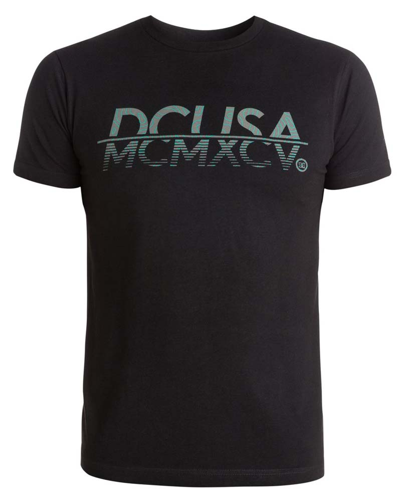 Dc shoes Rd Mcmxcv S/s Tee