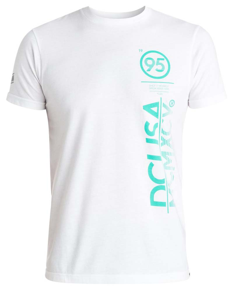 Dc shoes Rd Spec 1995 S/s Tee