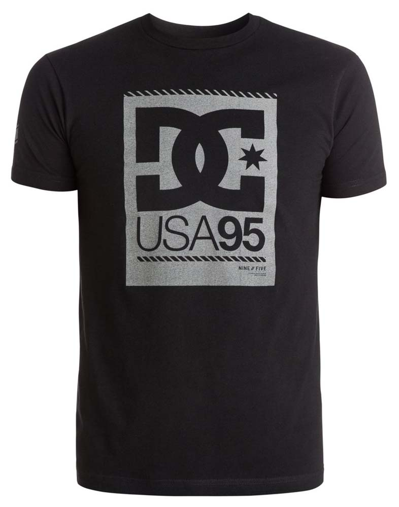 Dc shoes Rd Tab S/s Tee