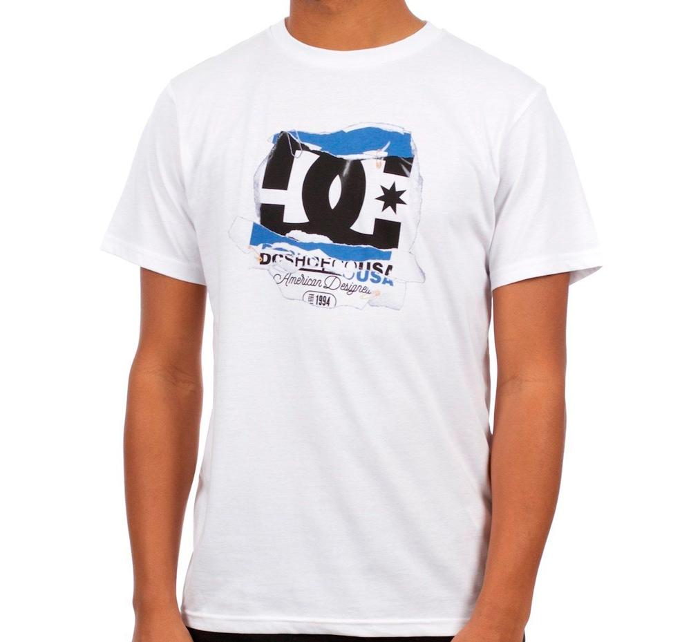 Dc shoes Tear Up S/s Tee
