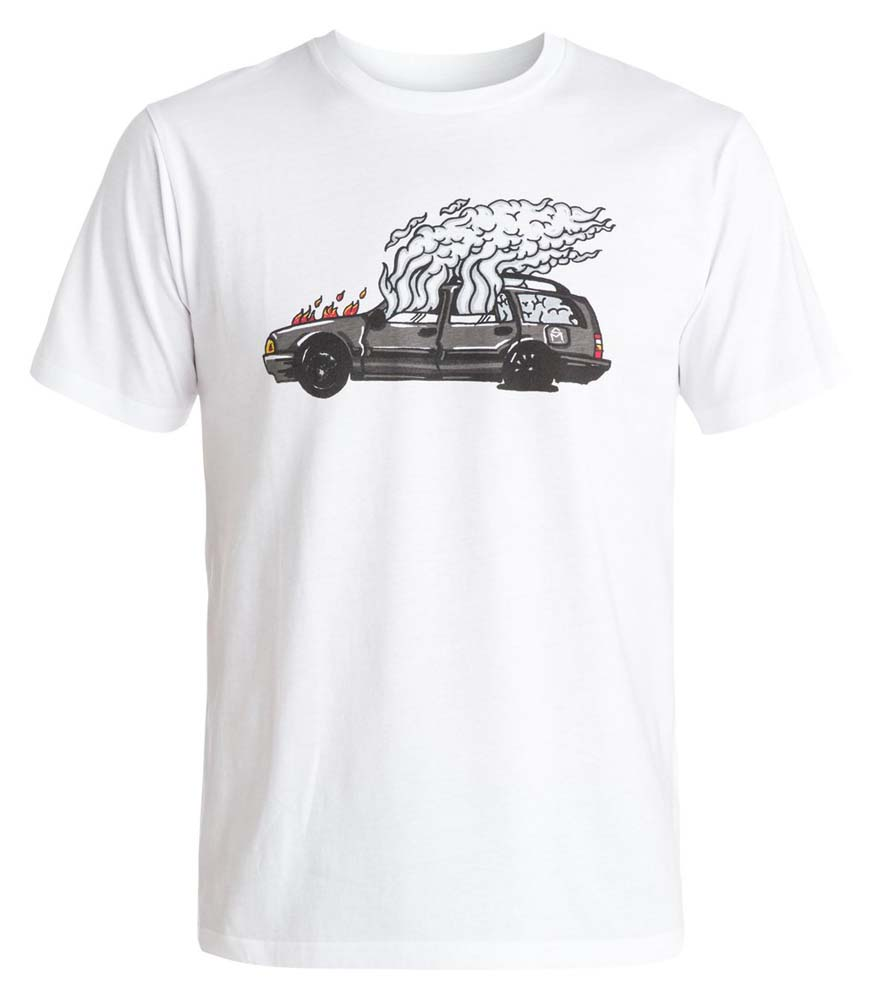 Dc shoes Wes Car S/s Tee