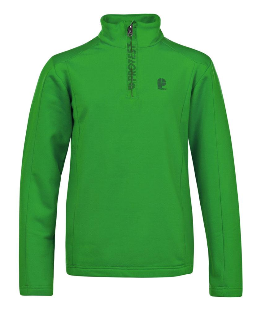 PROTEST Willow 1/4 Zip Top Boy