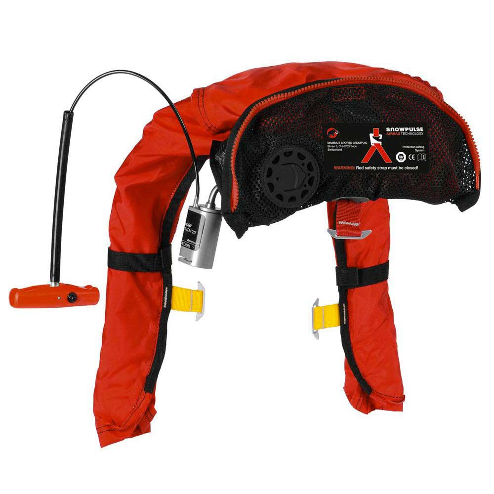 Mammut Airbag Protection System