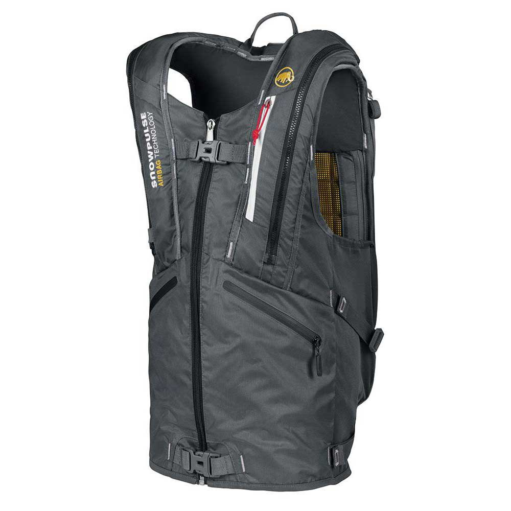 Mammut Alyeska Protection Airbag Vest Ready Without Airbag 4 L