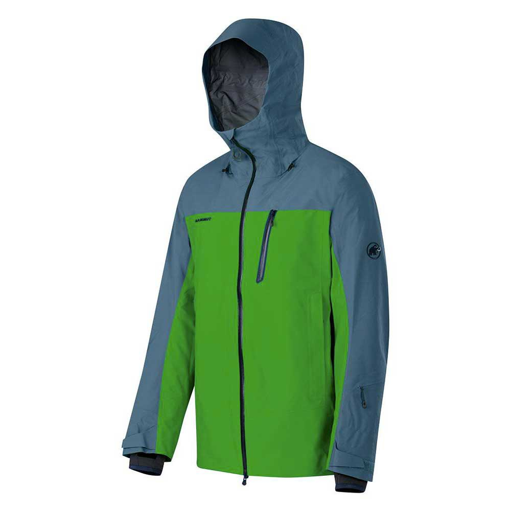 Mammut Alvier HS Hooded