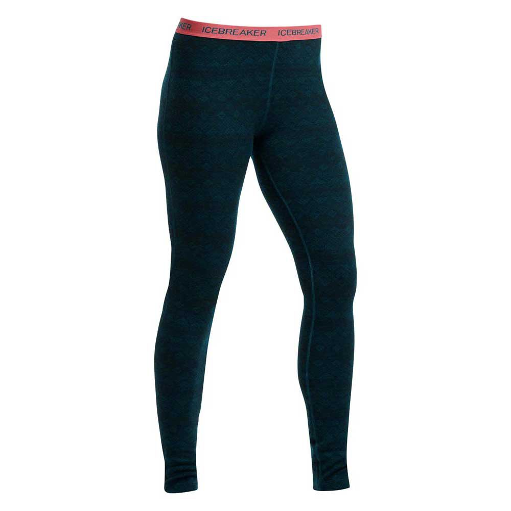 ICEBREAKER Vertex Leggings Icon Fairisle