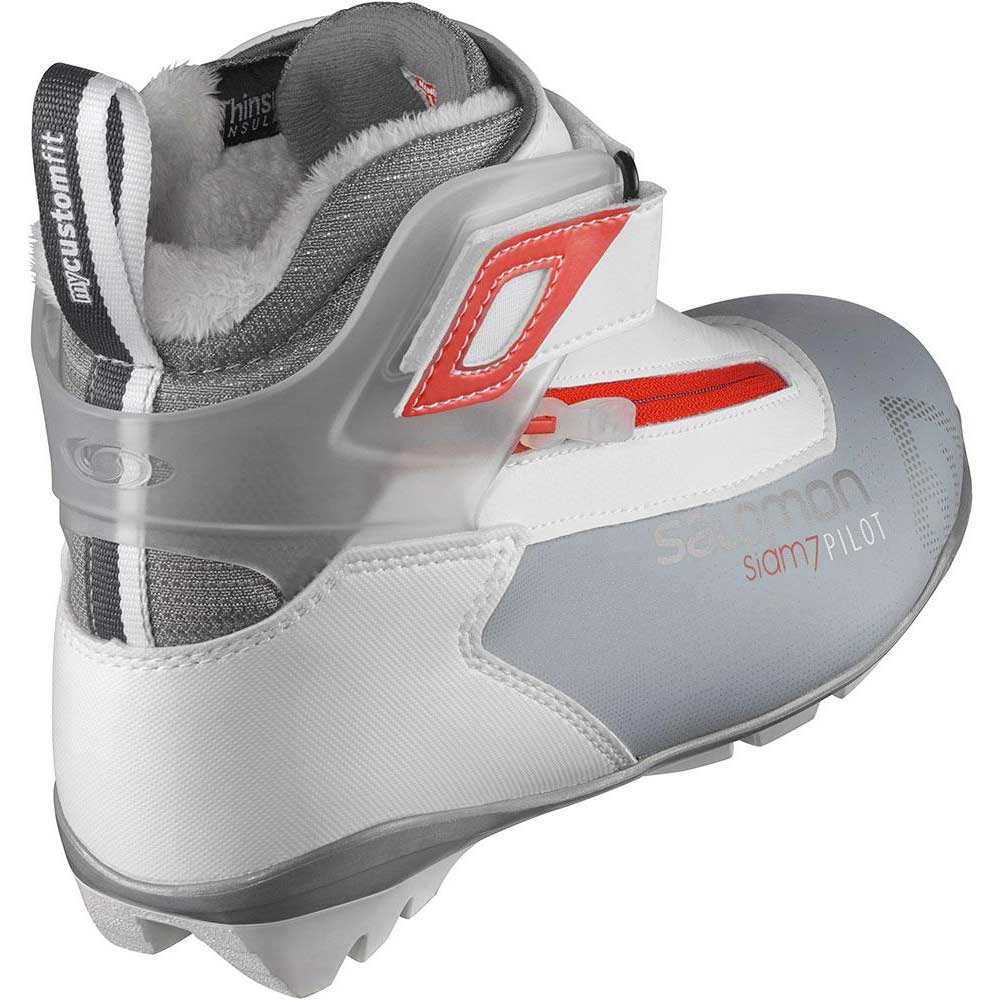 Salomon Siam 7 Pilot CF Light Grey 15/16