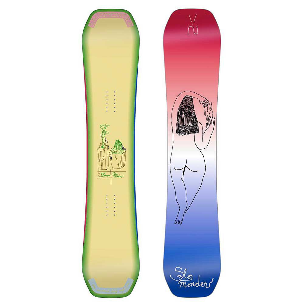 Salomon snowboard Salomonder 148