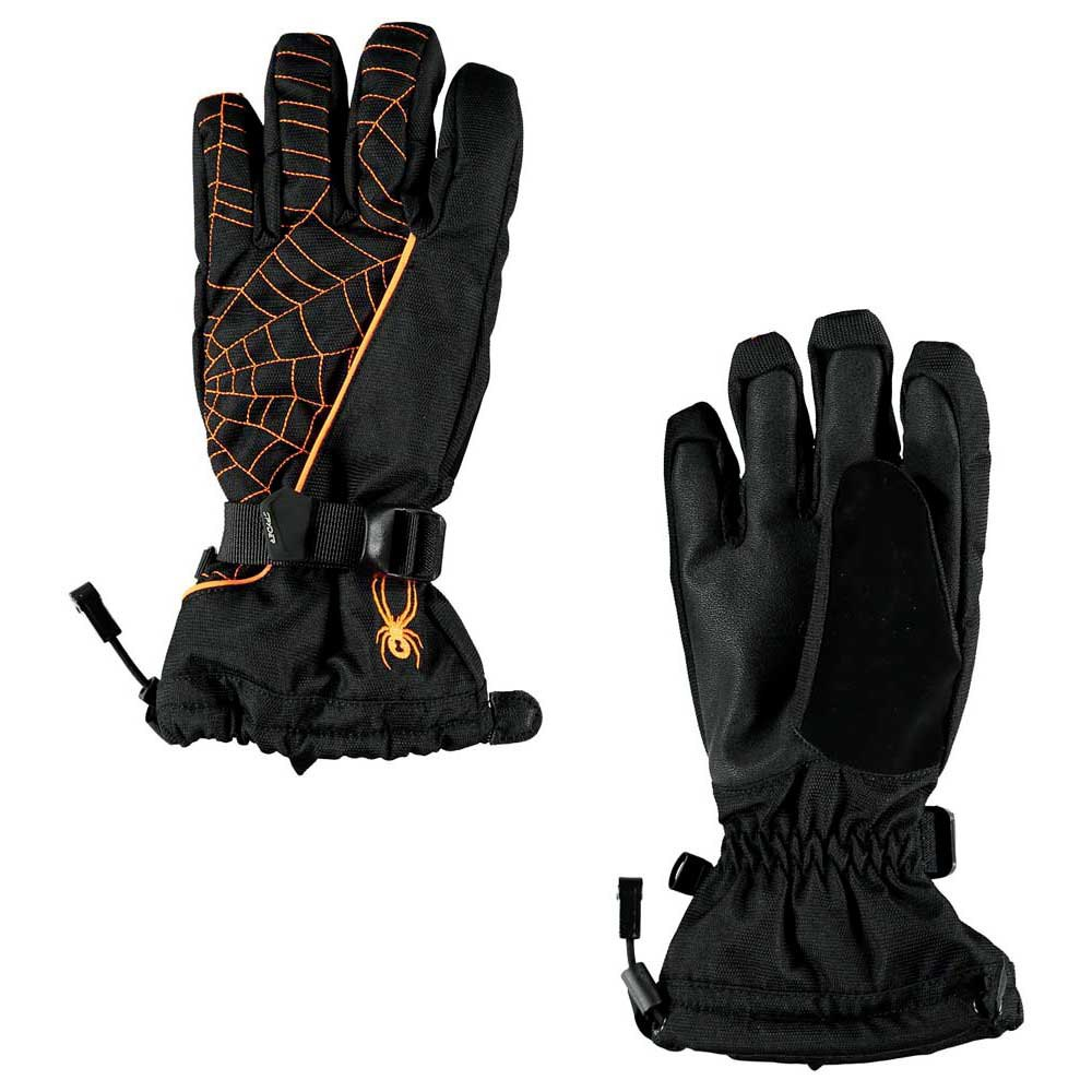 Spyder Overweb Ski Gloves Boys