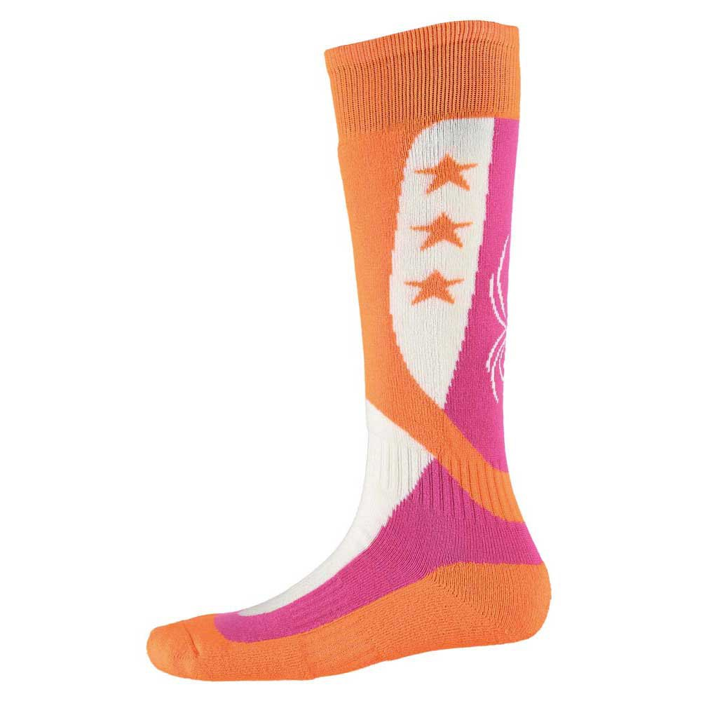 Spyder Flag Socks Girls