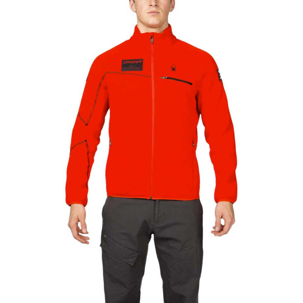 Spyder Alps Full Zip Mid Weight Core Sweater