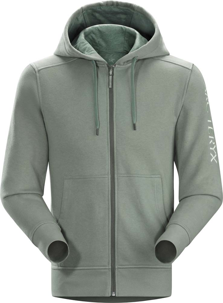 ARC TERYX Word On End Full Zip Hoody