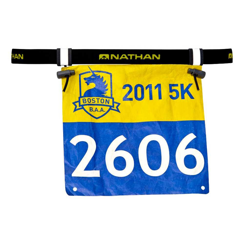 Nathan Race Number Belt 2.0
