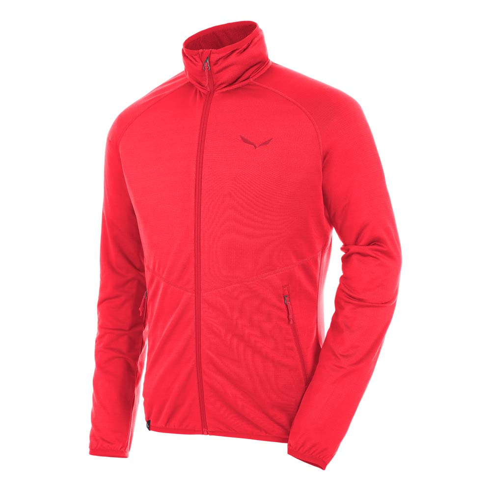 Salewa Puez Grid Pl Full Zip