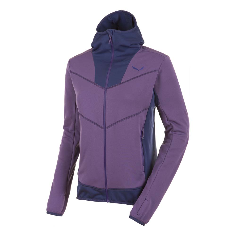 Salewa Puez Pl Full Zip Hoody