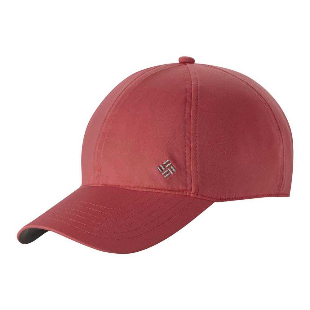 1aa3cf761eabc Columbia Coolhead Ballcap III Röd köp och erbjuder