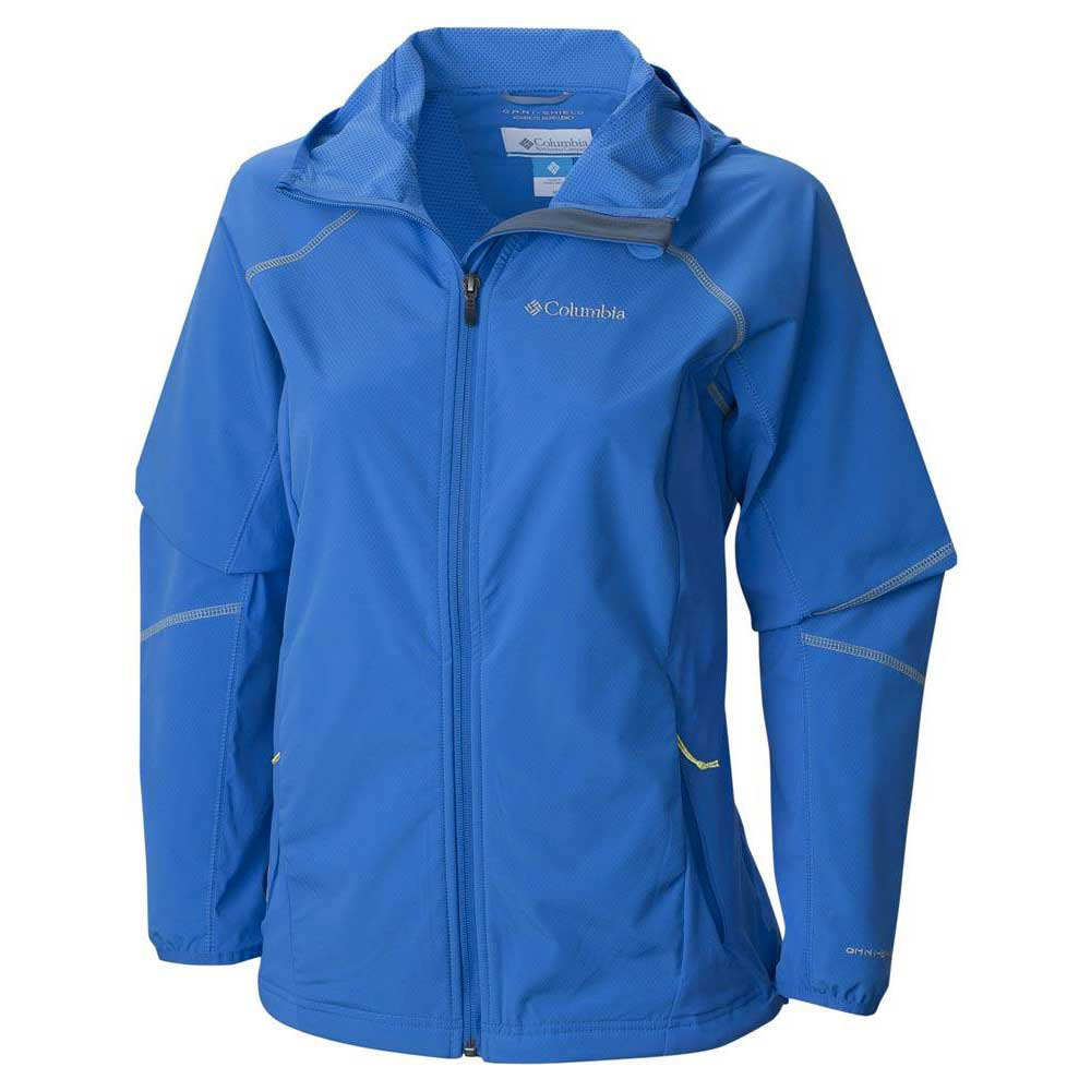 Columbia Sweet As Softshell Hoodie