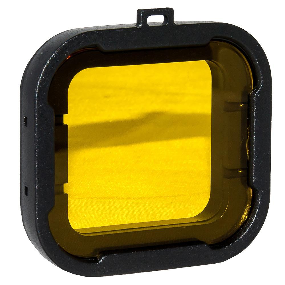 Action outdoor Yellow Filter Deluxe Black Frame
