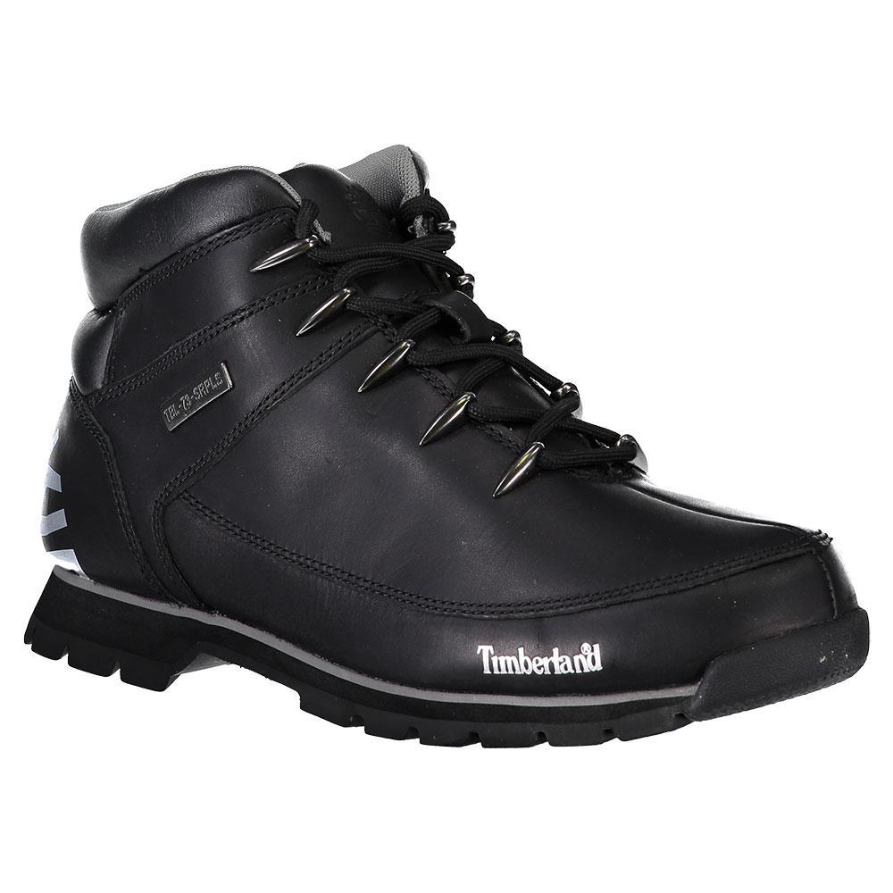 04c8f427522 Timberland Euro Sprint Hiker Black buy and offers on Snowinn