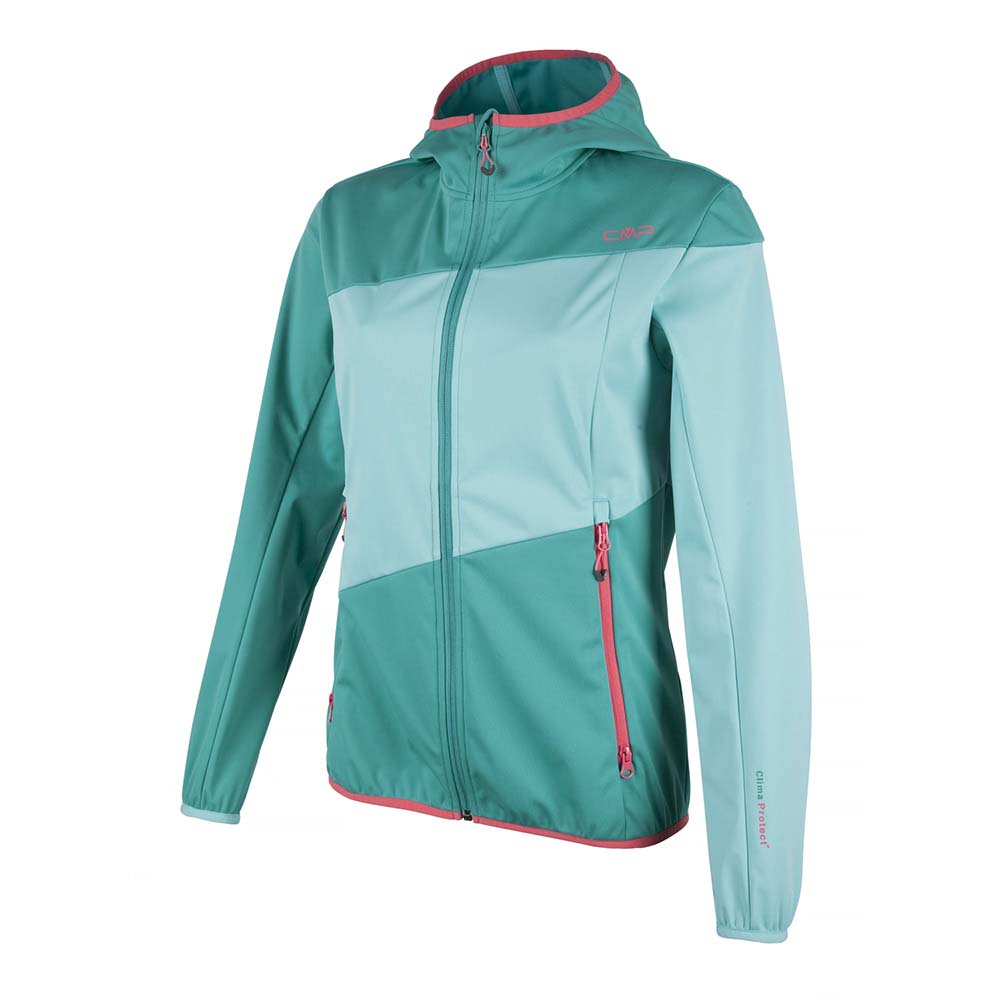 Cmp Light Softshell Fix Hood