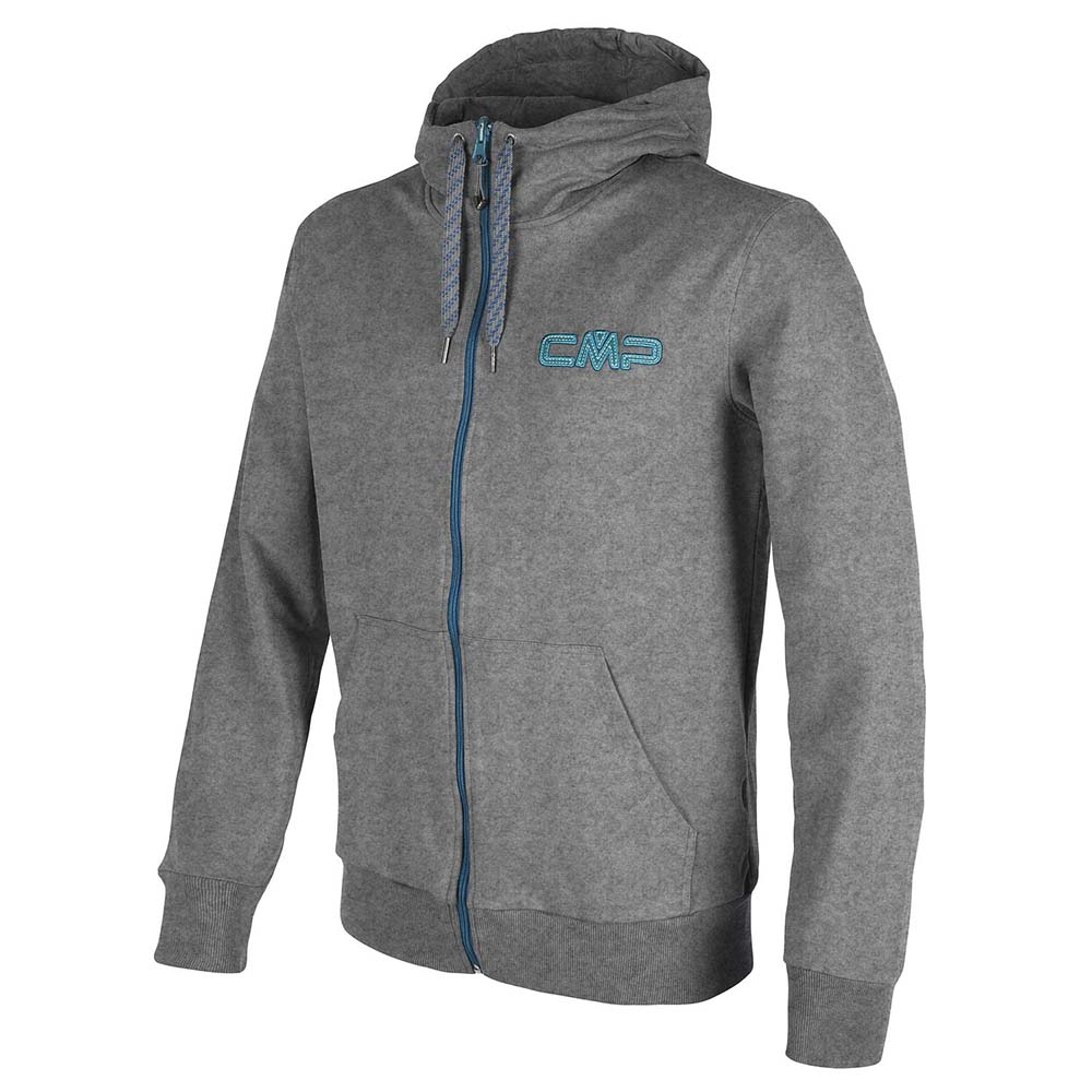 Cmp Man Stretch Jacket Fix Hood