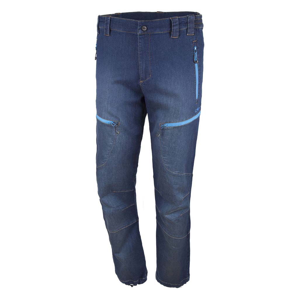 Cmp Fake Denim Long Hosen